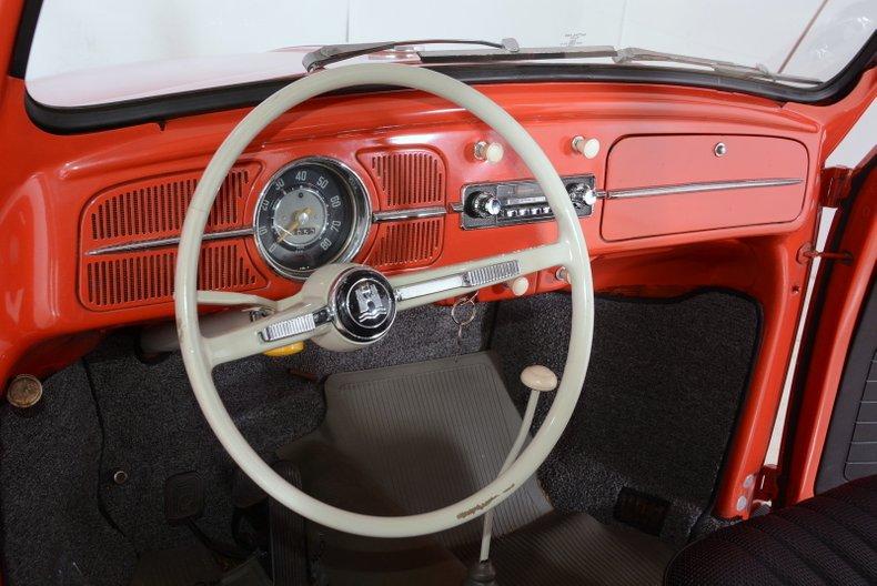 1960 Volkswagen Beetle 2