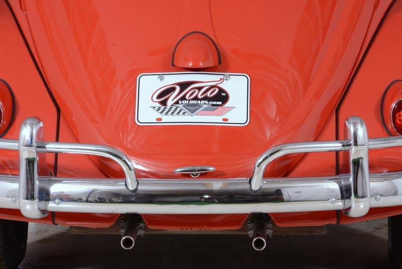1960 Volkswagen Beetle 5