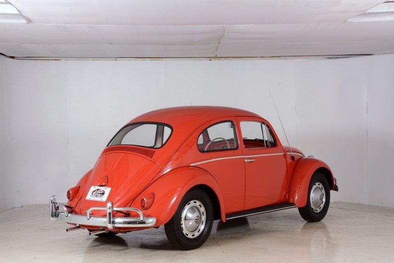 1960 Volkswagen Beetle 3