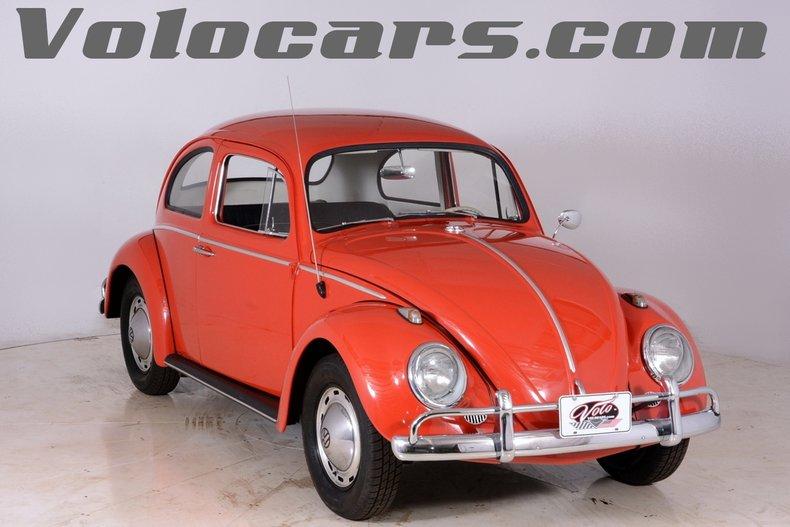 1960 Volkswagen Beetle 1