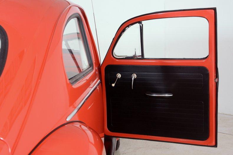 1960 Volkswagen Beetle 13