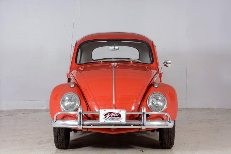 1960 Volkswagen Beetle 12