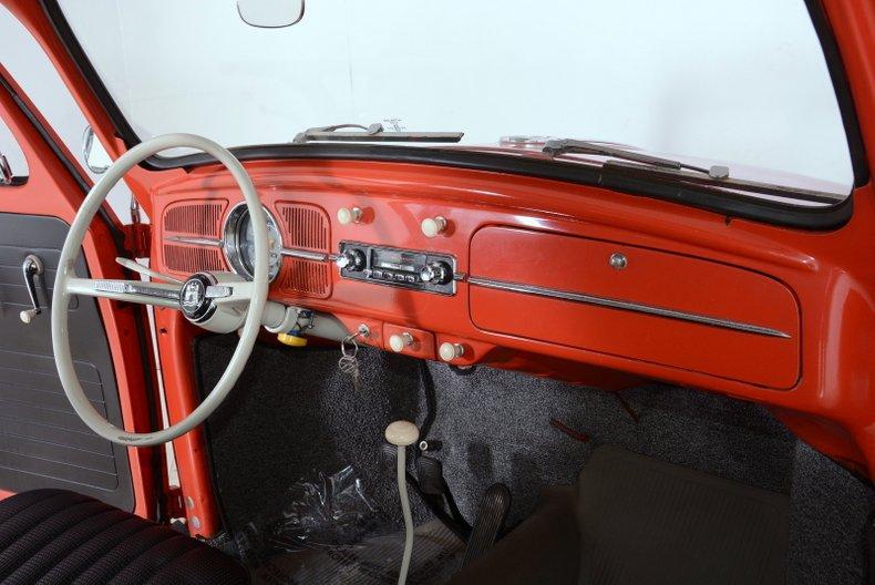 1960 Volkswagen Beetle 11