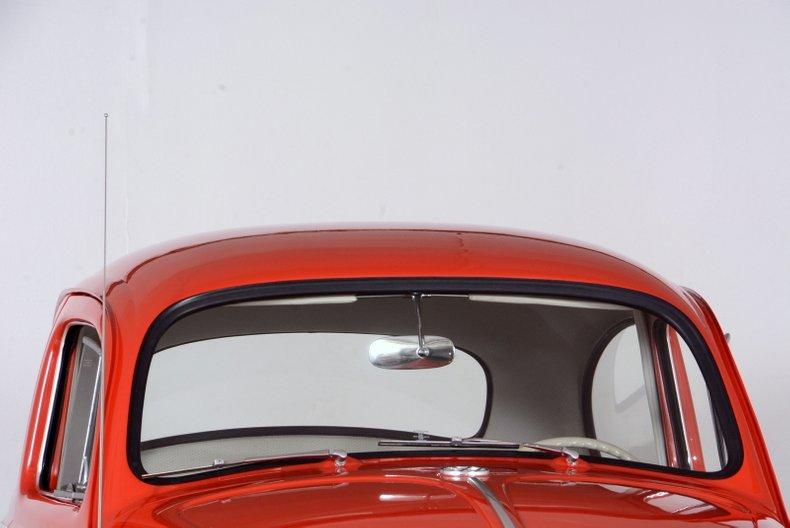1960 Volkswagen Beetle 15