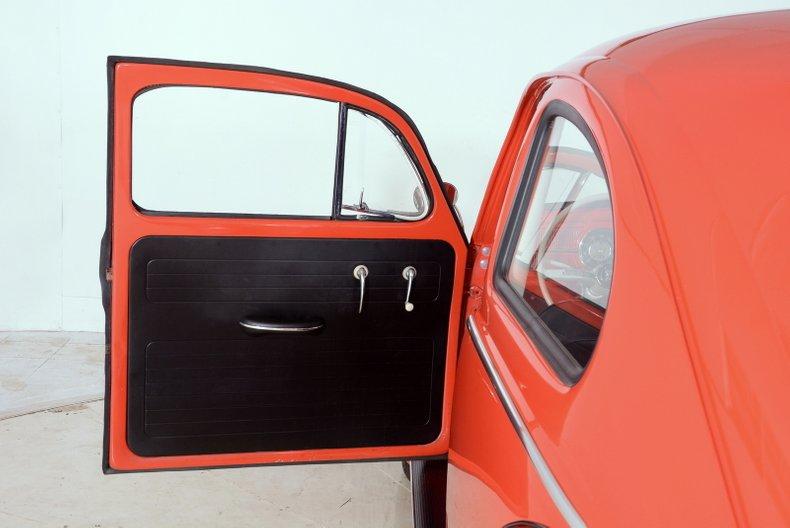 1960 Volkswagen Beetle 18