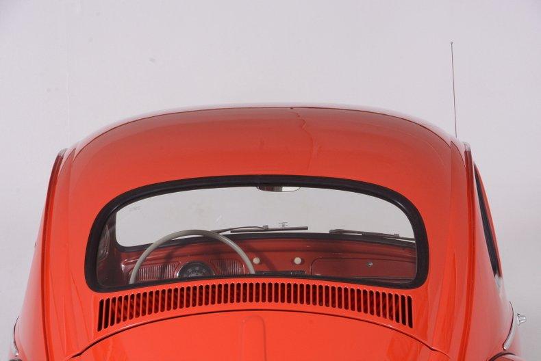 1960 Volkswagen Beetle 16