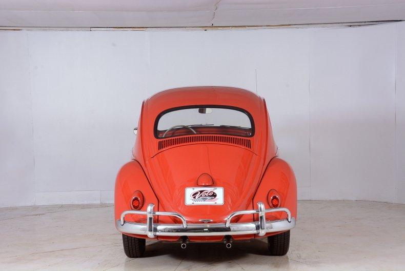 1960 Volkswagen Beetle 19