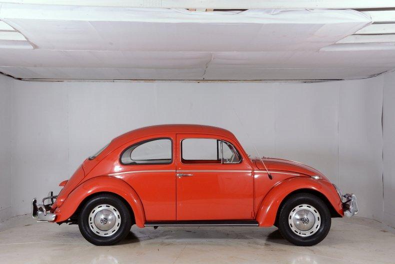 1960 Volkswagen Beetle 21