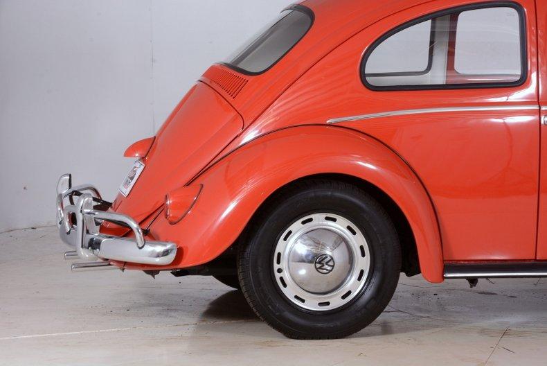 1960 Volkswagen Beetle 27