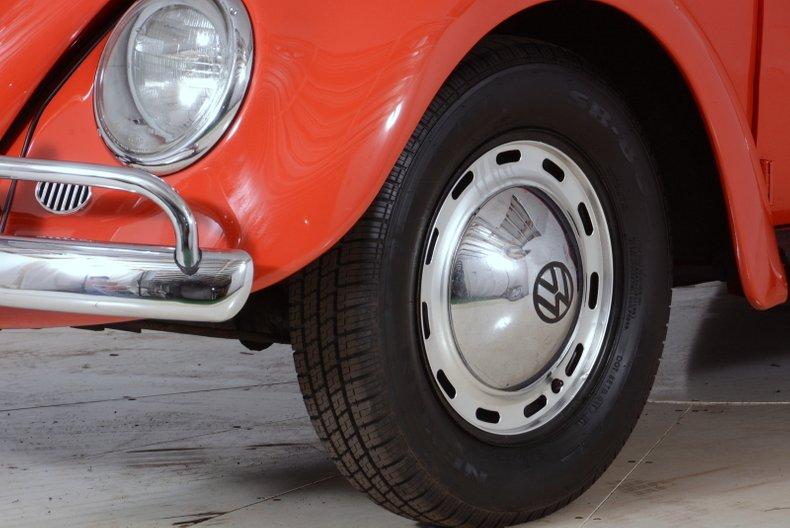 1960 Volkswagen Beetle 29