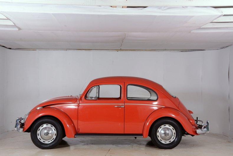 1960 Volkswagen Beetle 30