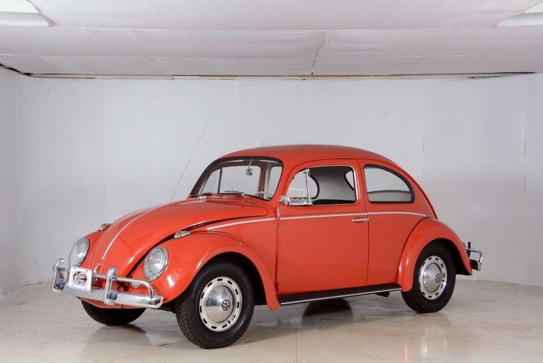 1960 Volkswagen Beetle 32