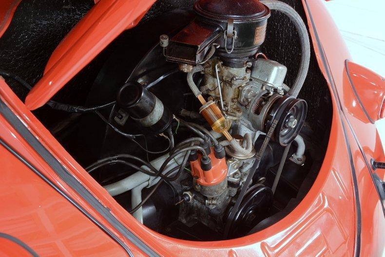 1960 Volkswagen Beetle 31
