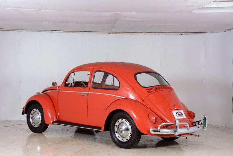 1960 Volkswagen Beetle 37