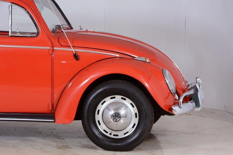 1960 Volkswagen Beetle 39