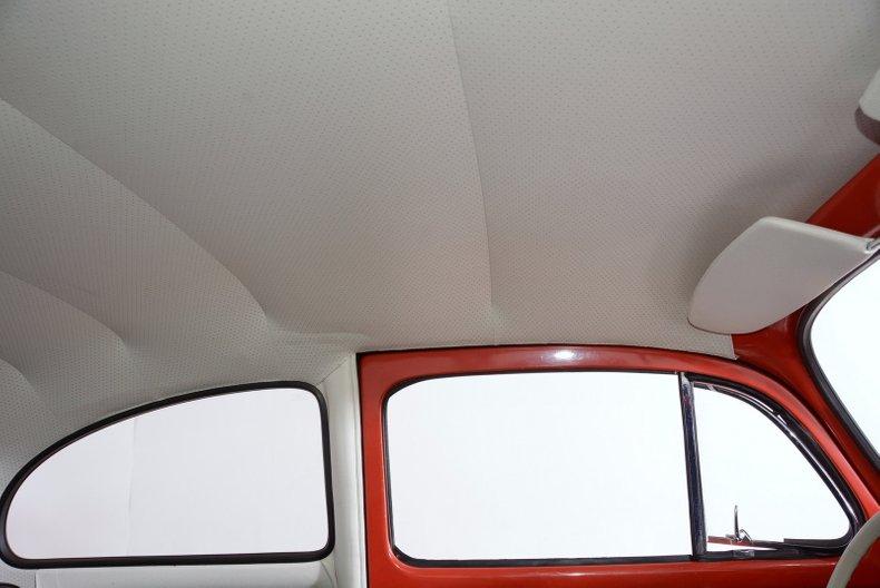1960 Volkswagen Beetle 43