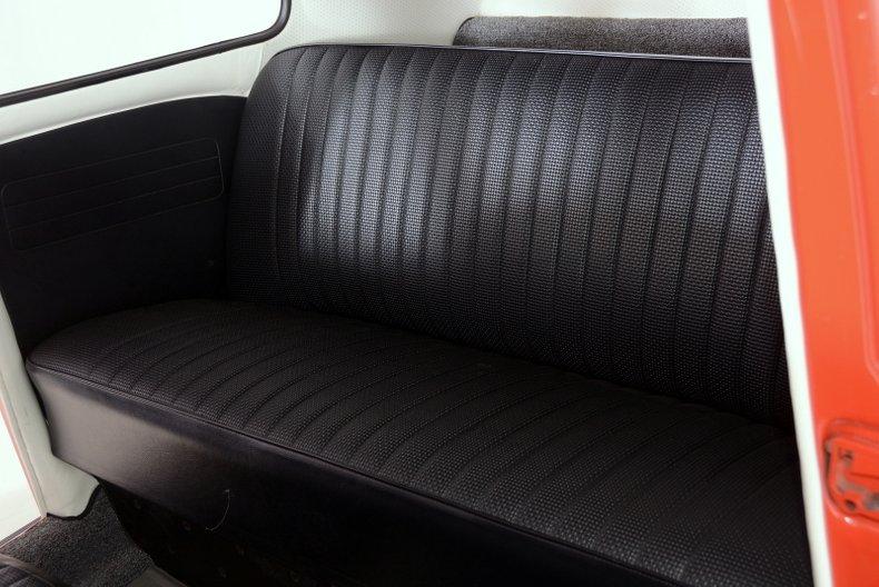 1960 Volkswagen Beetle 42