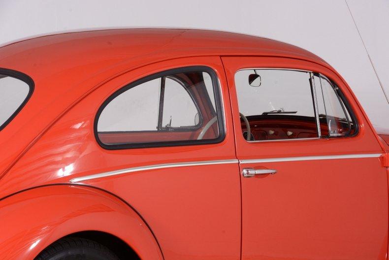 1960 Volkswagen Beetle 41