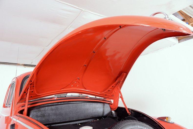 1960 Volkswagen Beetle 40