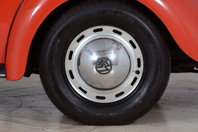 1960 Volkswagen Beetle 44