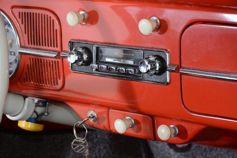 1960 Volkswagen Beetle 46