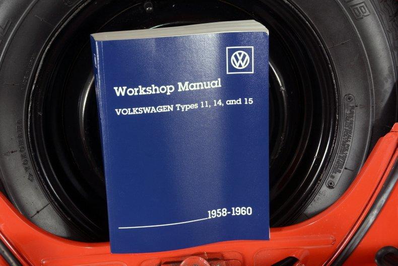 1960 Volkswagen Beetle 47