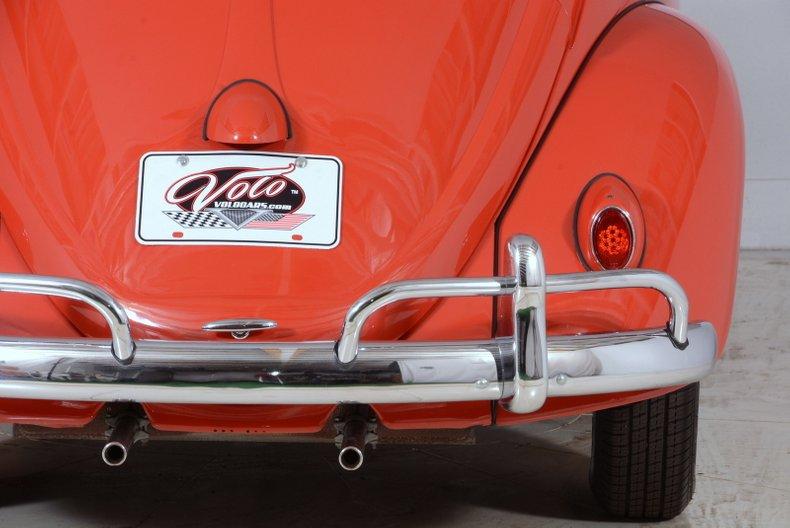 1960 Volkswagen Beetle 50