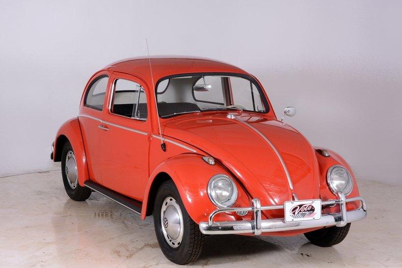 1960 Volkswagen Beetle 49