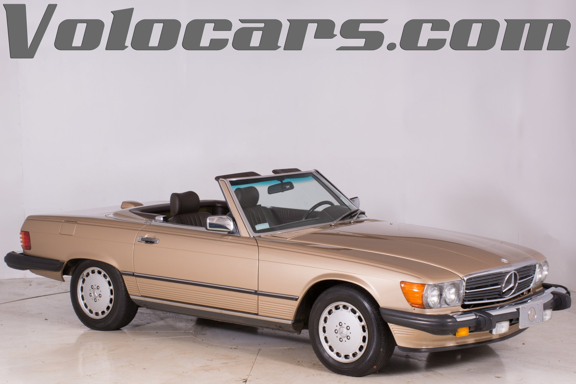 1986 mercedes benz 560sl
