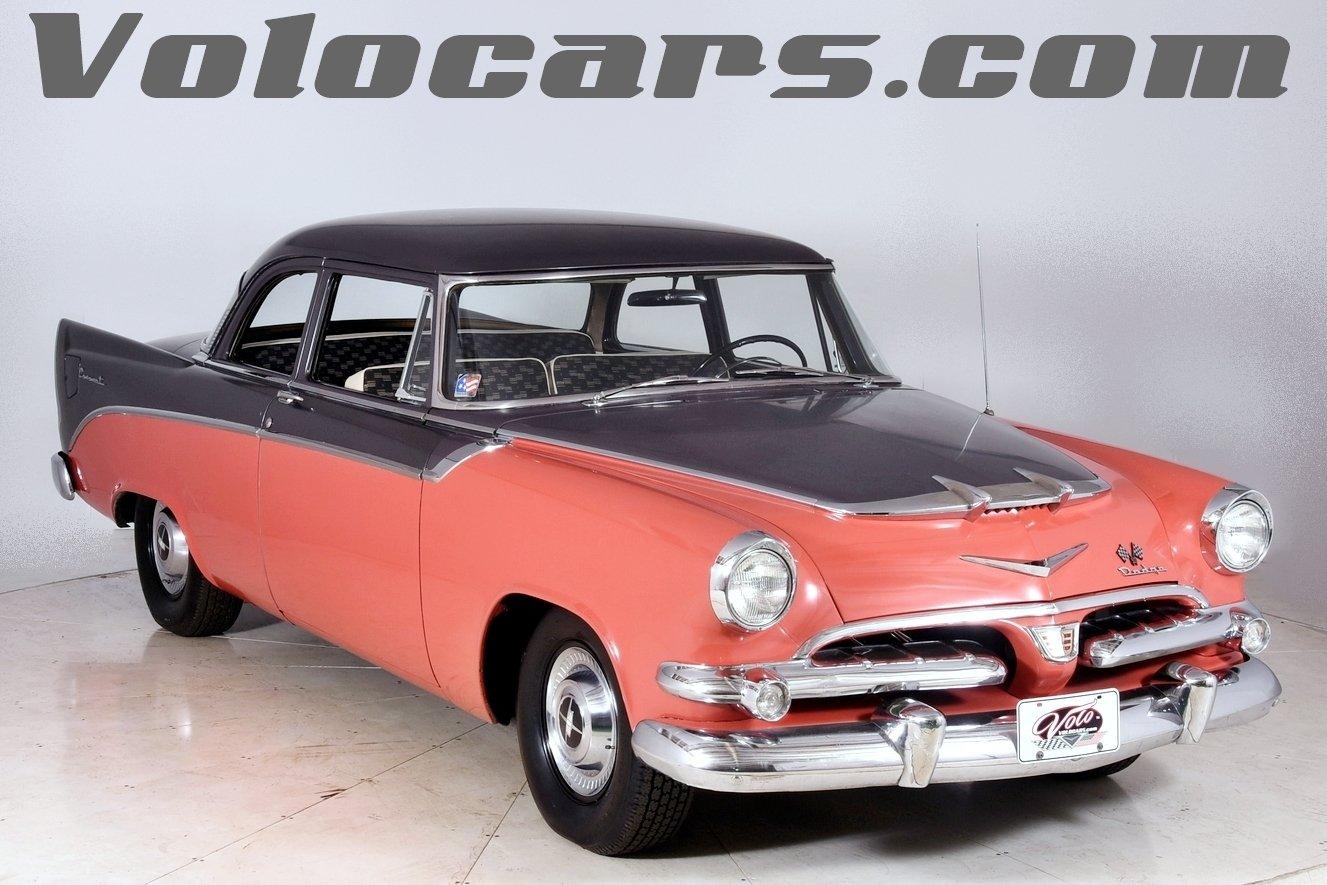 1956 dodge coronet d 500