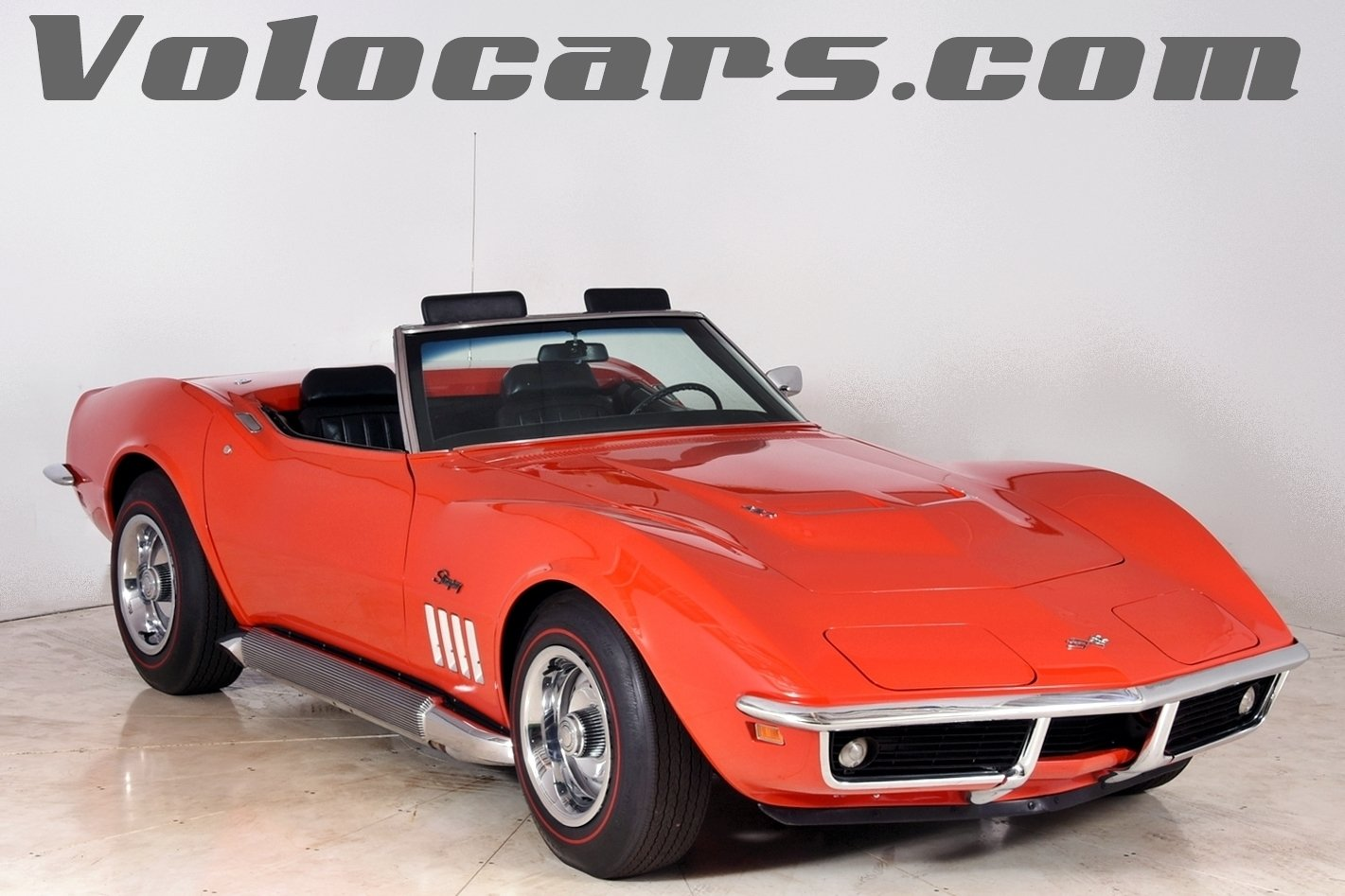 1969 chevrolet corvette l 89