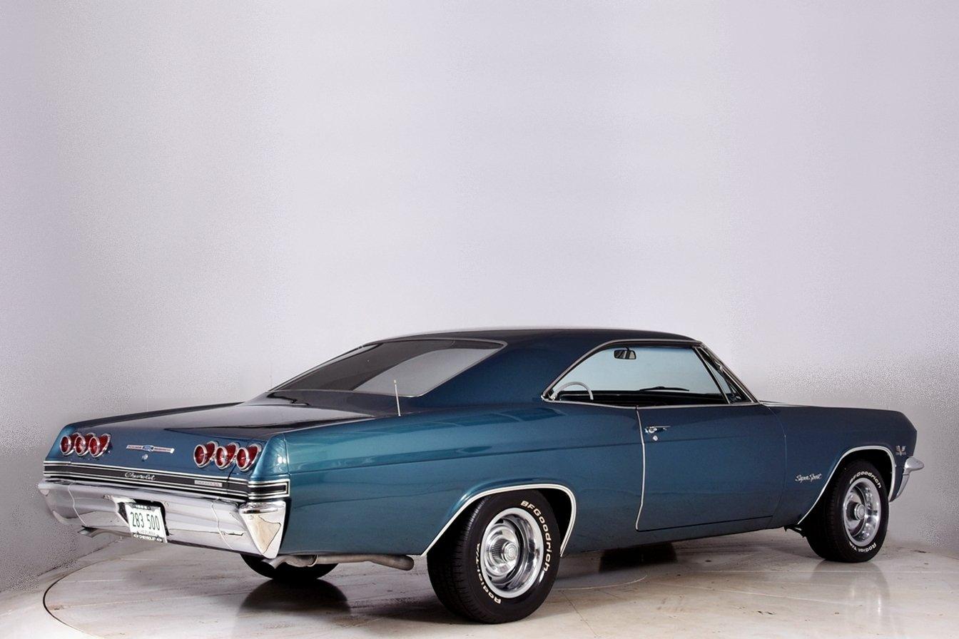 1965 Chevrolet Impala SS for sale #67888 | MCG