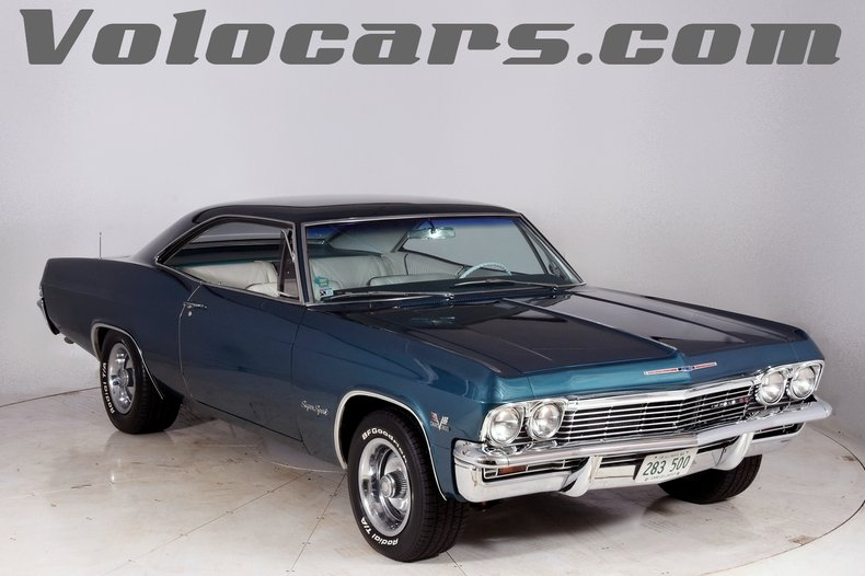 1965 Chevrolet Impala SS for sale #67888 | MCG