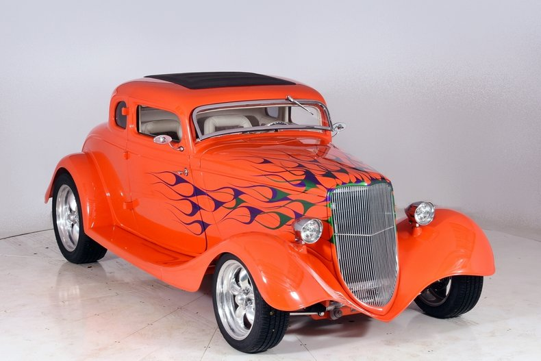 1934 Ford 5 Window