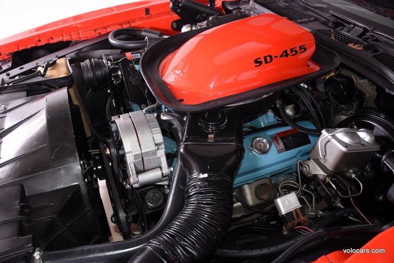 1974 Pontiac Trans Am