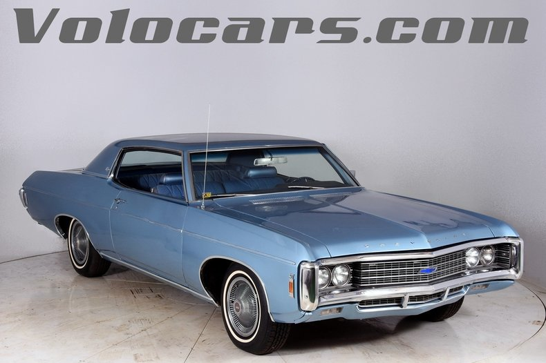 1969 Chevrolet Caprice For Sale