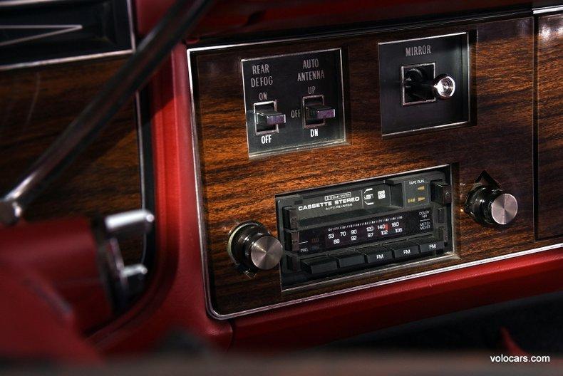 1977 Cadillac Milan
