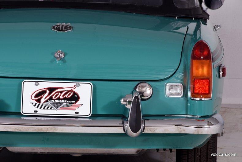 1972 MG