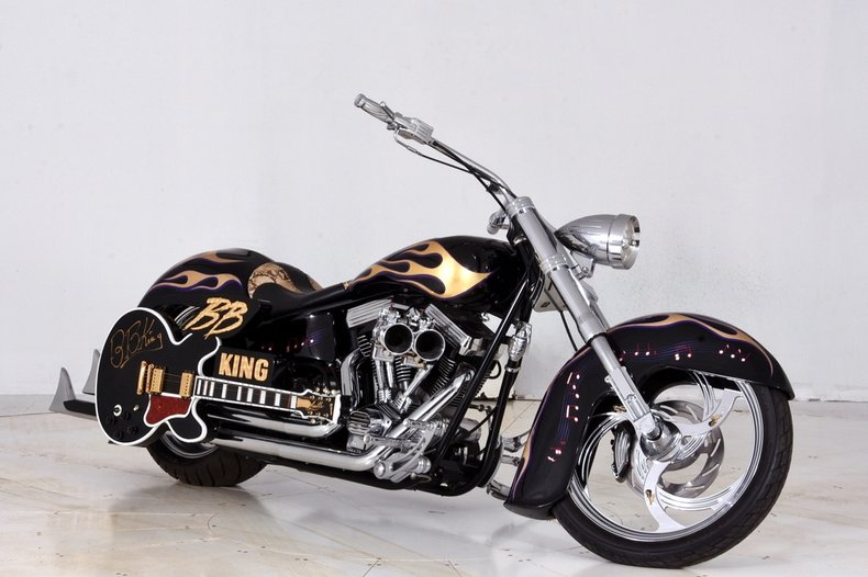 2010 Snake Alley Motorcycle