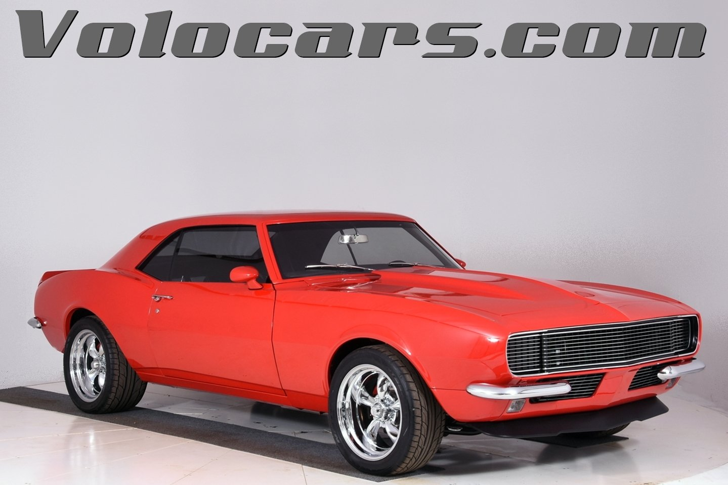 1968 chevrolet camaro rs ss