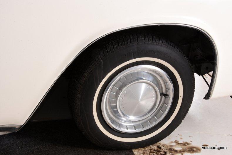 1962 Lincoln Continental
