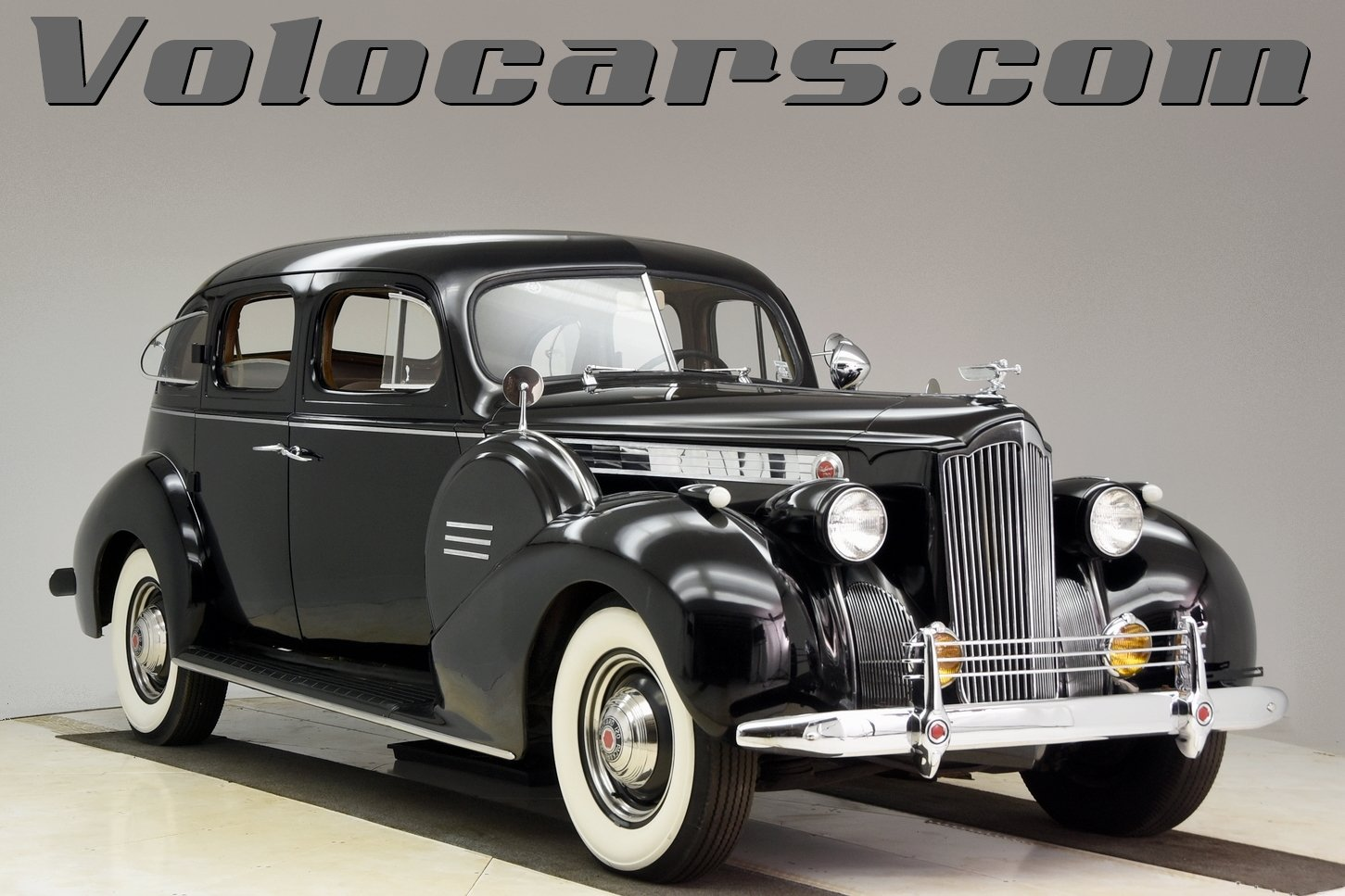 1940 packard 120 touring