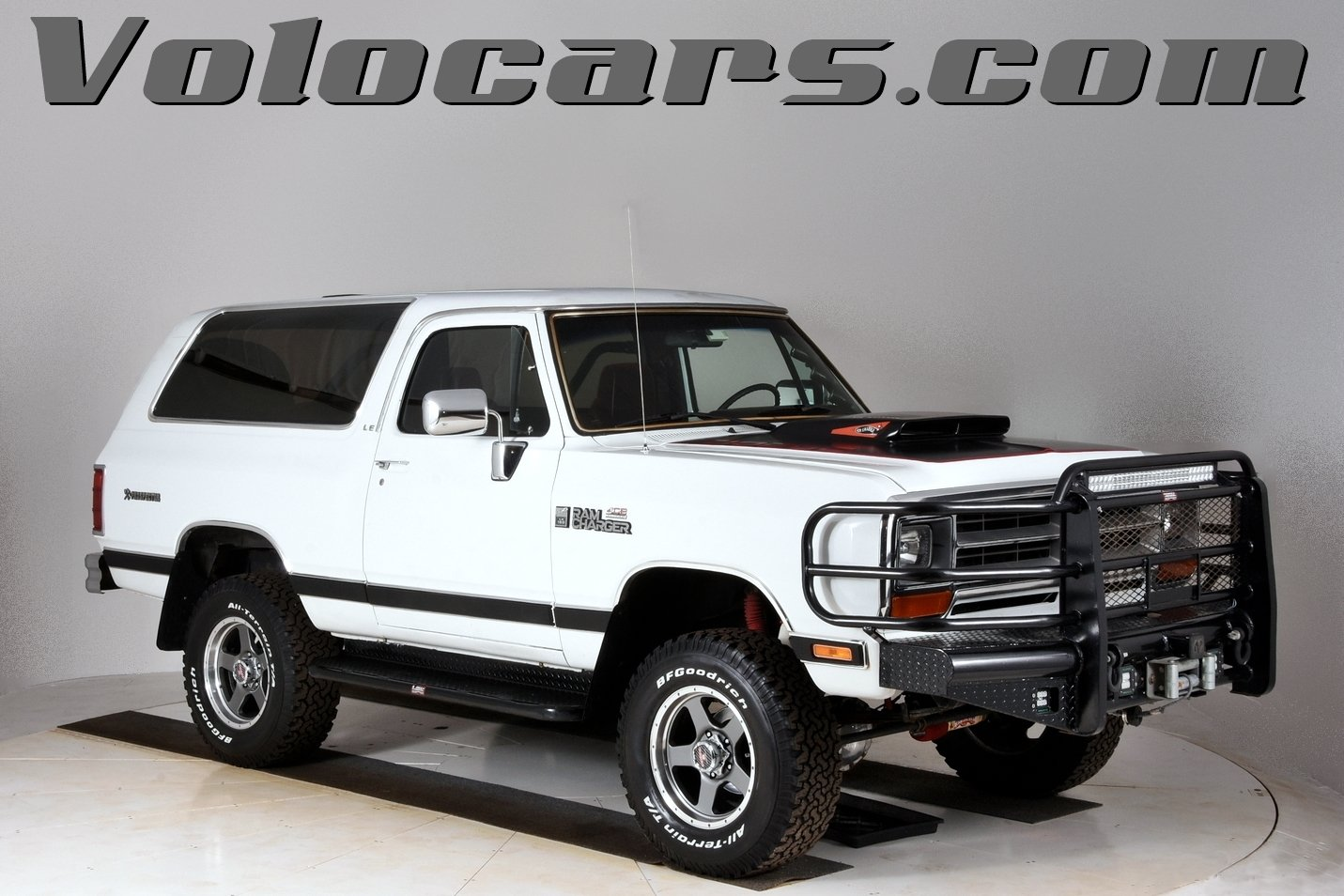 1990 dodge ram charger le