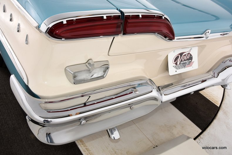 1958 Edsel Pacer