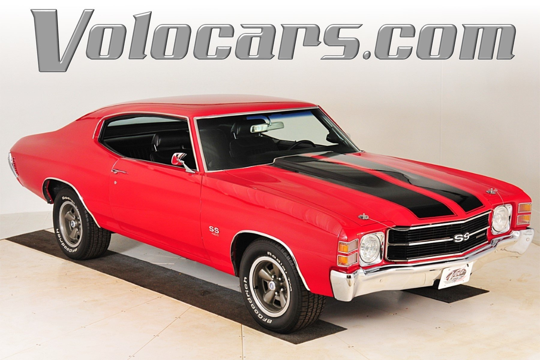 1971 chevrolet chevelle ss 454 ls 5