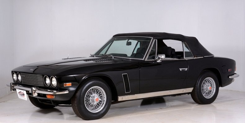 1975 Jensen Interceptor III