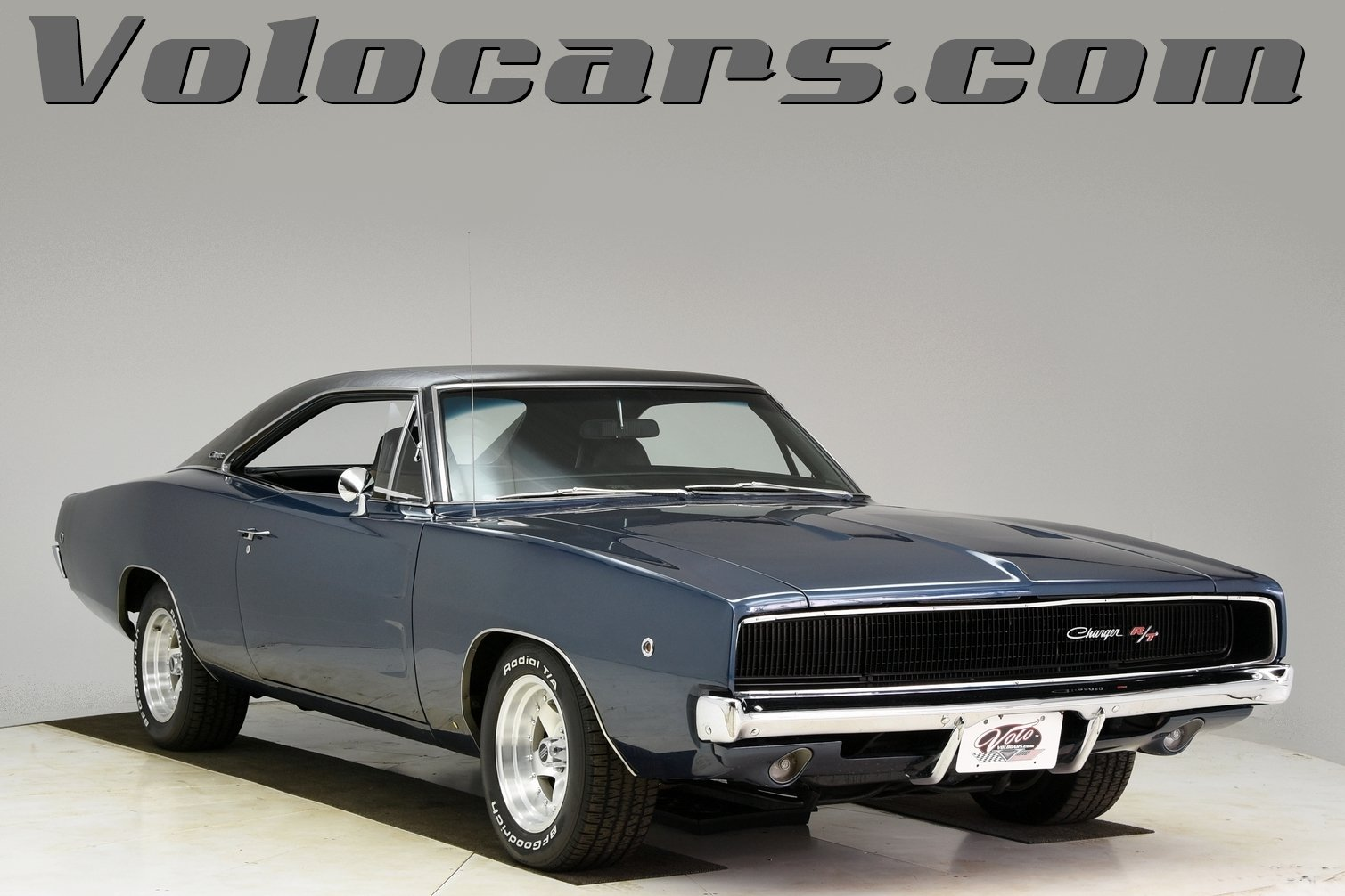1968 dodge charger pro touring