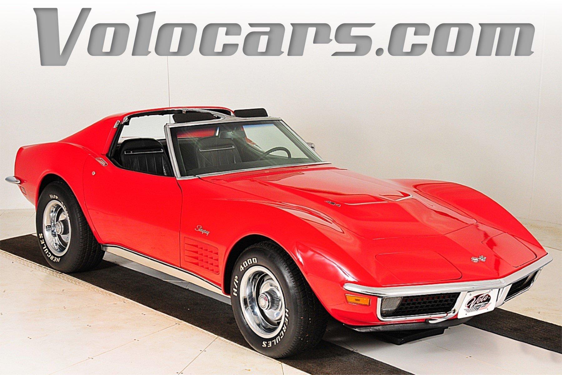 1970 chevrolet corvette ls 5 454