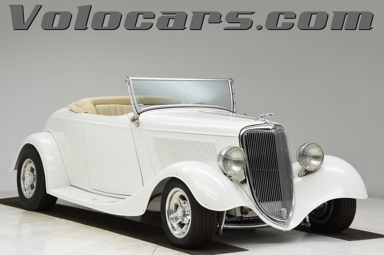 1934 Ford Custom For Sale