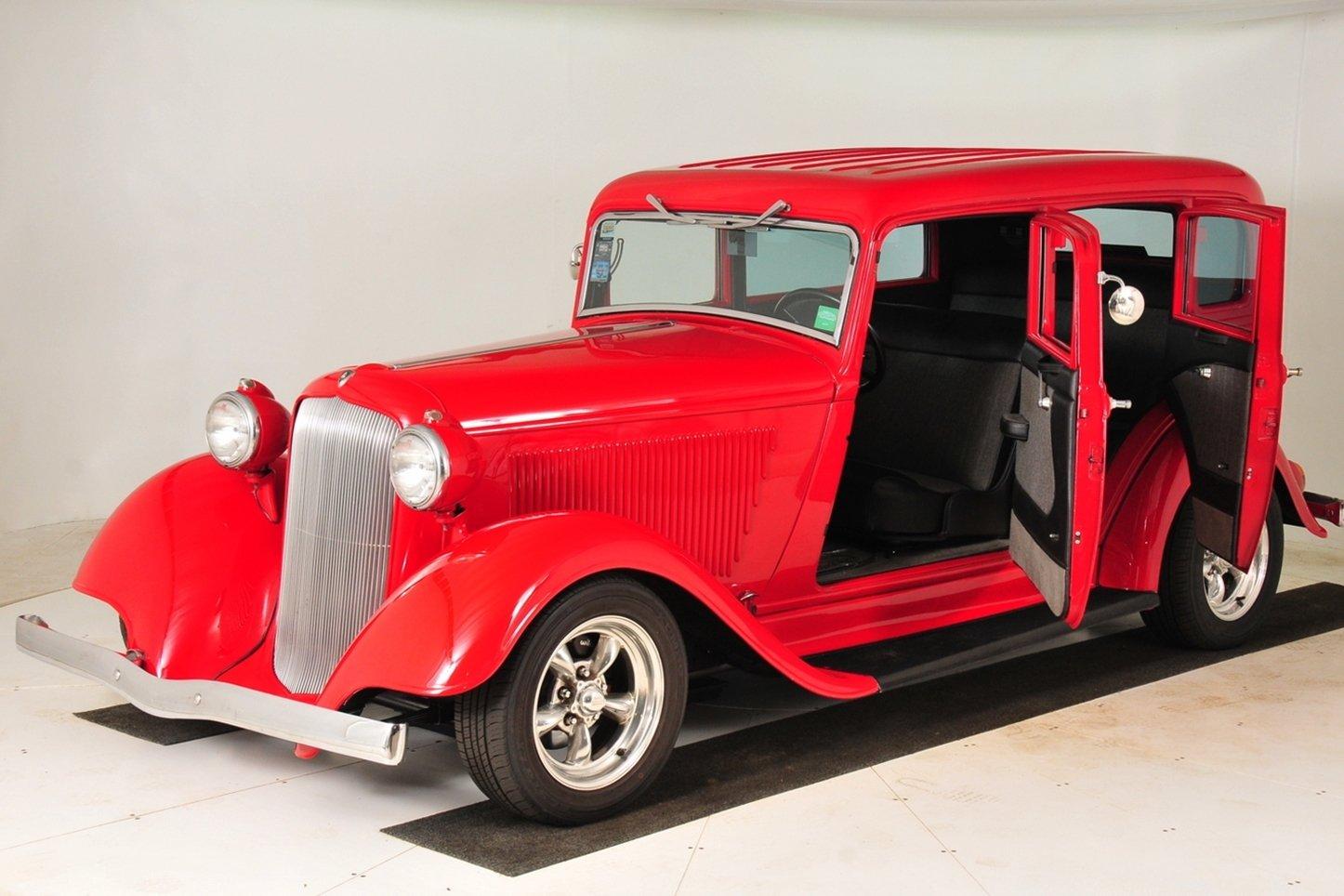 1934 Plymouth Sedan | Volo Auto Museum